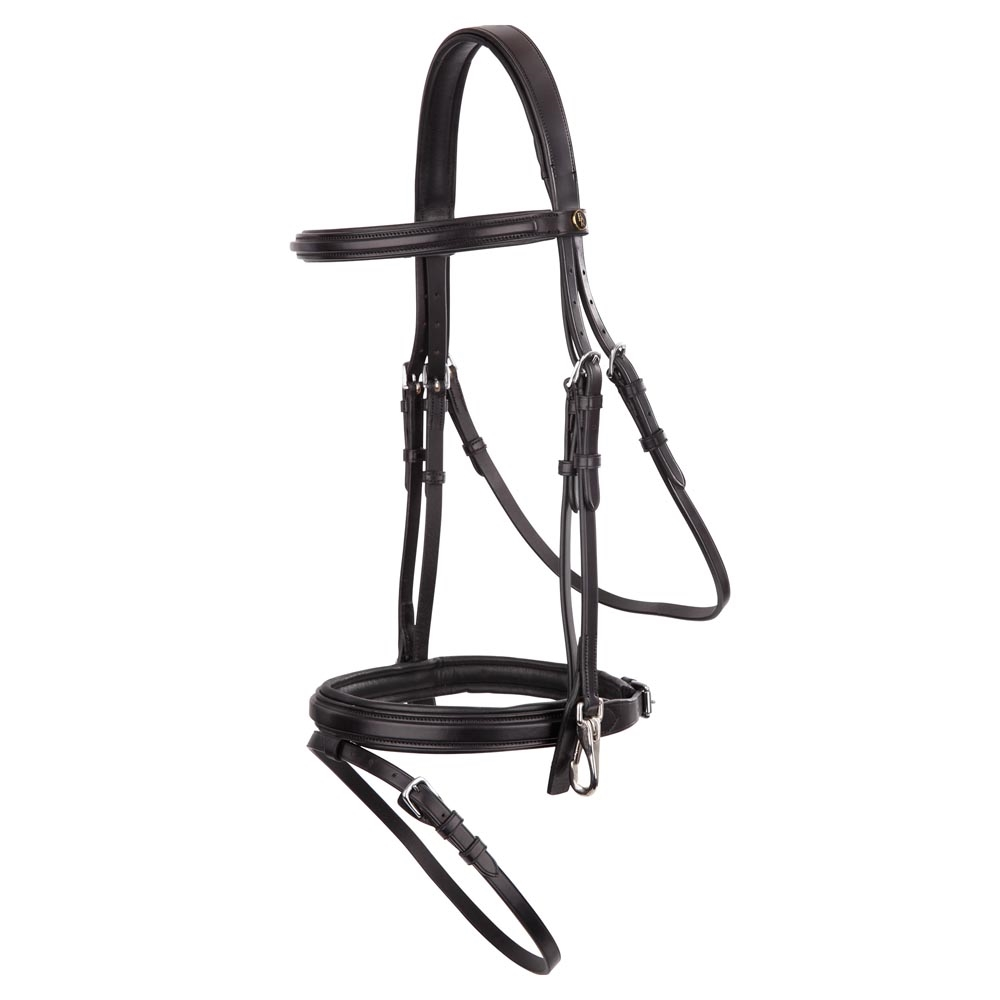 Jos Lansink training bridle
