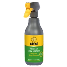 Effol Spray Shampoo White-Star Hästschampo