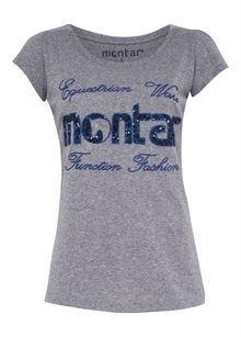Montar T-shirt Sequin