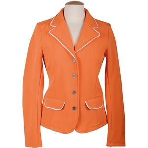 Tävlingskavaj softshell St.Tropez orange