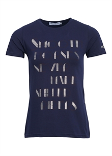 Montar Elsie t-shirt med text